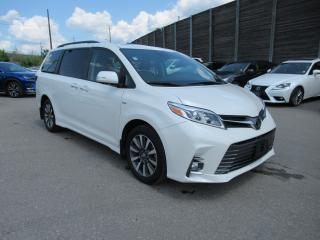 Used 2018 Toyota Sienna 7 PASSENGER for sale in Toronto, ON