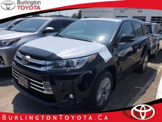 Used 2019 Toyota Highlander LIMITED  for sale in Burlington, ON