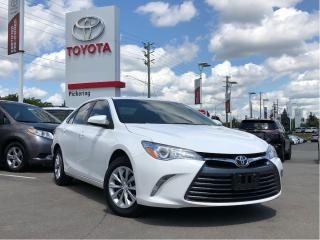 Used 2016 Toyota Camry LE for sale in Pickering, ON