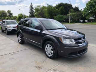 Used 2017 Dodge Journey FWD 4dr 7 Seater for sale in Toronto, ON
