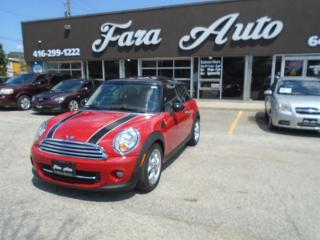 Used 2013 MINI Cooper Hardtop Classic for sale in Scarborough, ON