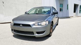 Used 2012 Mitsubishi Lancer 4dr Sdn DE FWD for sale in Scarborough, ON