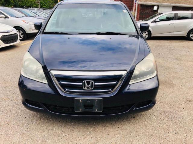 2007 Honda Odyssey EX-L 2007 Honda Odyssey EX-L