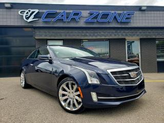 Used 2017 Cadillac ATS Coupe 3.6 AWD COUPE NAVI LOW KMS for sale in Calgary, AB