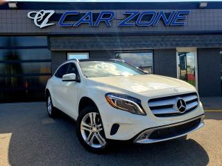 Used 2015 Mercedes-Benz GLA GLA 250 4MATIC PANOROOF ONE OWNER for sale in Calgary, AB