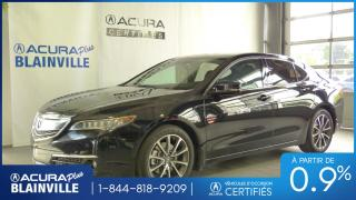 Used 2015 Acura TLX ÉLITE SH-AWD ** GPS ** for sale in Blainville, QC