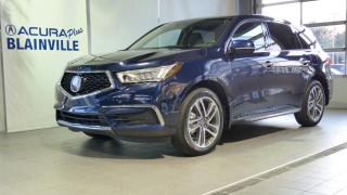 Used 2017 Acura MDX for sale in Blainville, QC