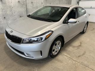 Used 2017 Kia Forte *WOW 8134 KM COMME NEUF* LX + AUTOMATIQUE APPLE CAR CAMERA for sale in St-Nicolas, QC