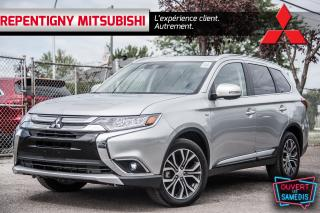Used 2018 Mitsubishi Outlander 2018 Mitsubishi Outlander - GT S-AWC for sale in Repentigny, QC