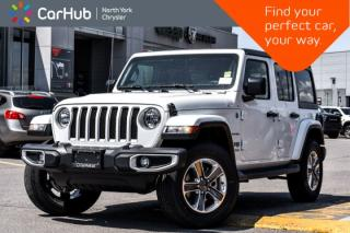 New 2019 Jeep Wrangler Unlimited Sahara|New Car|4x4|Tech.Pkgs|Bluetooth|Backup.Cam|Keyless.Go| for sale in Thornhill, ON