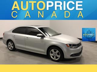 Used 2014 Volkswagen Jetta 2.0 TDI Comfortline MOONROOF|ALLOYS for sale in Mississauga, ON