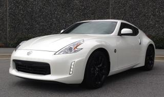 Used 2019 Nissan 370Z Coupe 6sp for sale in Vancouver, BC
