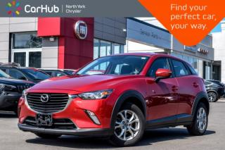 Used 2017 Mazda CX-3 GS|Backup_Cam|Bluetooth|Keyless_Go|Heated_Frnt_Seats| for sale in Thornhill, ON