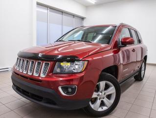 Used 2016 Jeep Compass HIGH ALTITUDE 4X4 *TOIT* SIEGES CHAUF *CUIR* PROMO for sale in Mirabel, QC