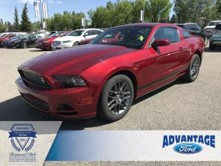 Used 2014 Ford Mustang V6 Premium Heated Seats- Keyless Entry for sale in Calgary, AB
