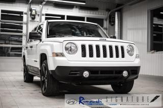 Used 2015 Jeep Patriot 4WD Altitude chez Rimouski Hyundai for sale in Rimouski, QC