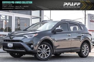 Used 2016 Toyota RAV4 AWD LIMITED for sale in Orangeville, ON
