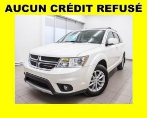Used 2017 Dodge Journey SXT AWD CLIMATISATION 2 ZONES *BAS KILOMÉTRAGE* for sale in Mirabel, QC