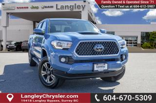 Used 2019 Toyota Tacoma SR5 V6 *TECH PACKAGE* *LANE KEEP ASSIST* for sale in Surrey, BC