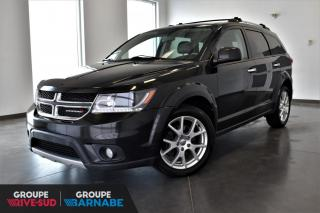 Used 2013 Dodge Journey R/T + AWD V6 + CUIR + SIEGES ET VOLANT C for sale in St-Jean-Sur-Richelieu, QC