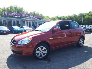 Used 2009 Hyundai Accent SE for sale in Oshawa, ON