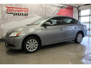 Used 2014 Nissan Sentra S+ A/c for sale in Lévis, QC