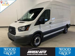 Used 2018 Ford Transit 250 HIGH ROOF, CARGO VAN, CRUISE CONTROL for sale in Calgary, AB
