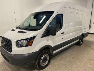 Used 2018 Ford Transit 250 High Roof Cargo Van, Great For Any Business for sale in Calgary, AB
