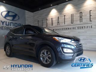 Used 2015 Hyundai Santa Fe PREMIUM AWD+DEMARREUR+BANCS CHAUFF for sale in Sherbrooke, QC