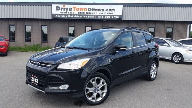 2013 Ford Escape SEL 4X4  **LEATHER**PANAROOF**NAVIGATION**90 Days no Payments**