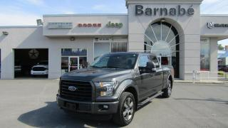 Used 2015 Ford F-150 SUPER CREW XLT SPORT 5.0L NAV SIÈGES CHA for sale in Napierville, QC