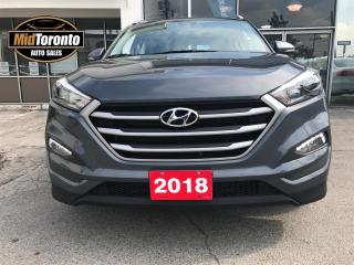 Used 2018 Hyundai Tucson Premium | AWD for sale in North York, ON