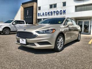 Used 2017 Ford Fusion SE for sale in Orangeville, ON