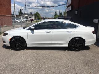 Used 2015 Chrysler 200 Limited LIMITED! CERTIFIED!!NO ACCIDENTS!!! for sale in Oshawa, ON