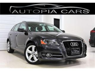 Used 2013 Audi A3 2.0 TDI PROGRESSIV PADDLE SHIFTER PANORAMIC DIESEL for sale in North York, ON