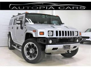 Used 2009 Hummer H2 4WD 4DR SUV for sale in North York, ON