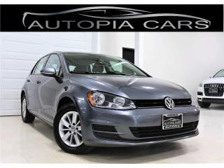 Used 2015 Volkswagen Golf 1.8 TSI TRENDLINE AUTOMATIC ALLOY for sale in North York, ON