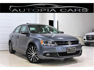 Used 2013 Volkswagen Jetta Sedan 4dr 2.0T TDI DSG Highline for sale in North York, ON