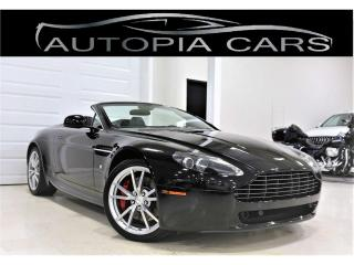Used 2012 Aston Martin Vantage NAVIGATION 430 HP SOFTTOP for sale in North York, ON