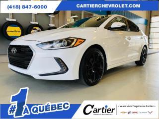 Used 2017 Hyundai Elantra 4DR SDN AUTO GL for sale in Québec, QC