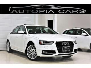 Used 2015 Audi A4 4dr Sdn Auto Komfort plus quattro for sale in North York, ON