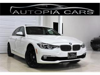 Used 2017 BMW 3 Series xDrive LUXURY LINE NAVIGATION SUNROOF for sale in North York, ON