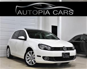 Used 2013 Volkswagen Golf 2.0 TDI HIGHLINE SUNROOF ALLOY DIESEL for sale in North York, ON
