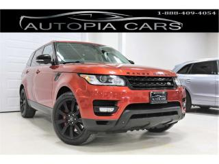 Used 2014 Land Rover Range Rover Sport SUPERCHARGED V8 510 HP BLIND SPOT  NAVI BACKUP for sale in North York, ON