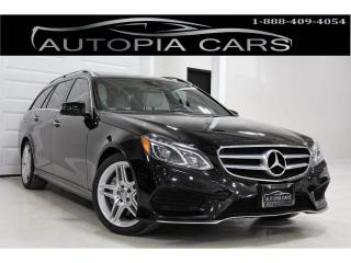 Used 2014 Mercedes-Benz E-Class 4DR WGN E 350 4MATIC for sale in North York, ON