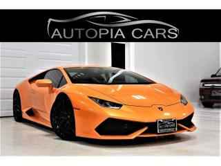 Used 2015 Lamborghini Huracan 610 LP 631 HP AWD for sale in North York, ON