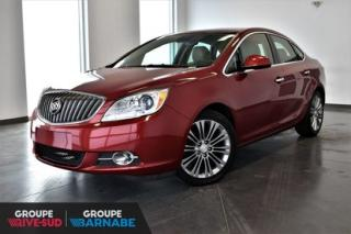 Used 2013 Buick Verano CUIR || CAMERA DE RECUL || SIEGES CHAUFFANTS CUIR || CAMERA DE RECUL || SIEGES CHAUFFANTS for sale in Brossard, QC