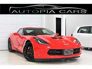 Used 2018 Chevrolet Corvette 2DR STINGRAY CPE W/1LT for sale in North York, ON