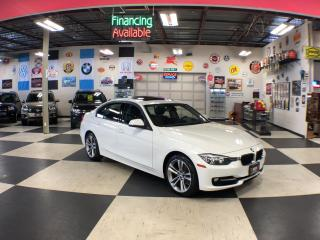 Used 2015 BMW 3 Series 320I X DRIVE SPORT   NAVI PKG AUT0 SUNROOF 93K for sale in North York, ON