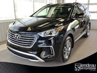 Used 2017 Hyundai Santa Fe XL Premium + AWD + BOUTON POUSSOIR for sale in Ste-Julie, QC